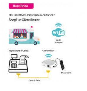 Dongle wifi installazione